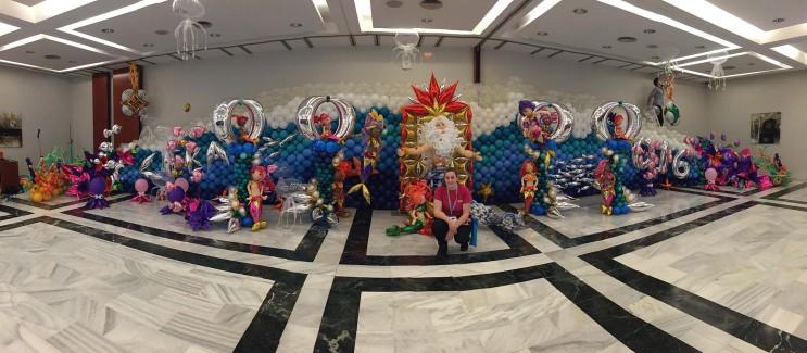 Convención Española de Balloon Artist